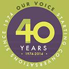 40 Years of Starting Conversations