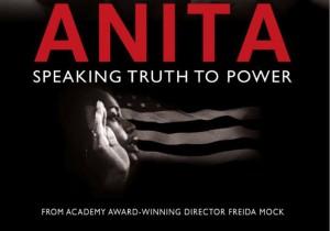 Anita hill Documentary poster