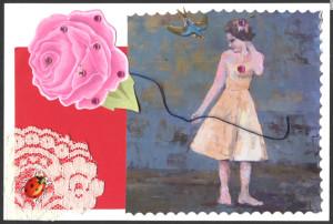 Asha Postcard