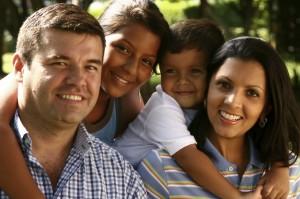 Latino Familiy