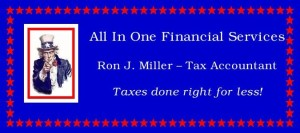 Tax Logo Banner - ron miller-page-001