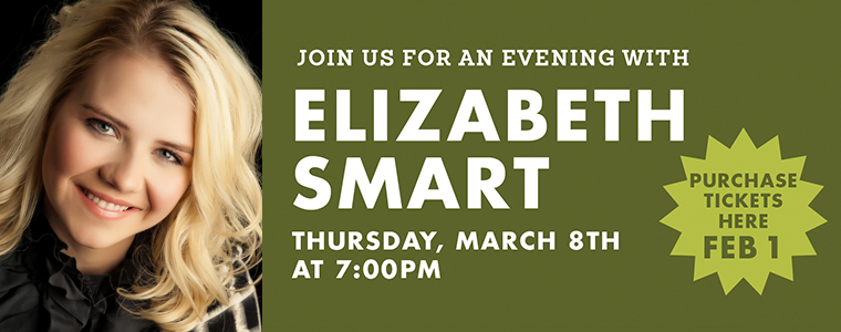 An Evening with Elizabeth Smart