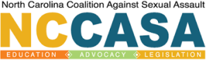 North Carolina Coalition Against Sexual Assault logo